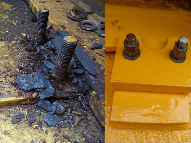 Repair & maintenance work
