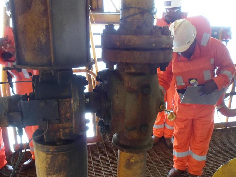 Wellhead  platform (upgrade/maintenance & new installations)