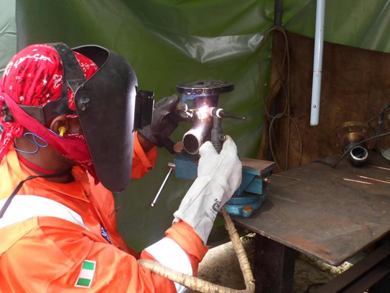Workshop fabrication