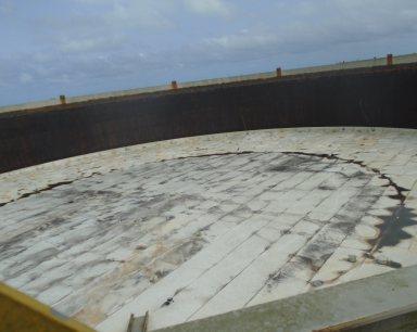 Exxon Mobil QIT Tank 6706 Seal Replacement