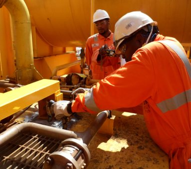 Installation Of Corroded Spools At Tepng OML 100 Afia