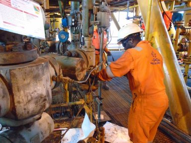 OML 100 Piping & Carbon Steel Replacement Campaign